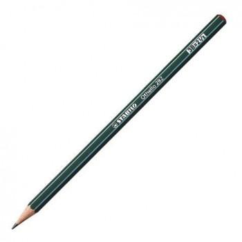 lapiz-negro-graduacion-stabilo-2b