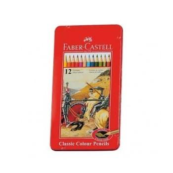 lapices-de-color-faber-castell-x12-largos-en-lata