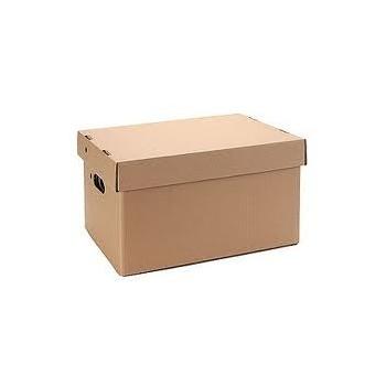 Caja de archivo americana cartón 26cm