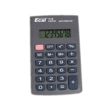 calculadora-ecal-tc-30