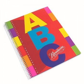 Cuaderno Rivadavia ABC c/espiral 60 hojas rayado